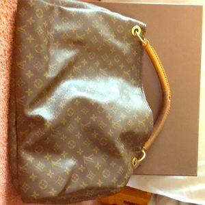 Louis Vuitton handbag!